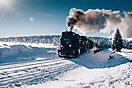 Harzer Bahn im Schnee
