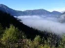 Wolken im Tal