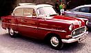 Opel Rekord Bj 1957