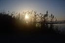 Sonnenuntergang am Wasser