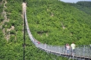 Hängende Brücke