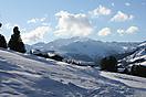 Silberleiten in Österreich im Schnee