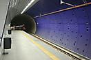 U- Bahn Station in Köln